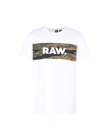 424ab45f74 G-Star Raw T-Shirt - Men G-Star Raw T-Shirts online on YOOX Portugal ...