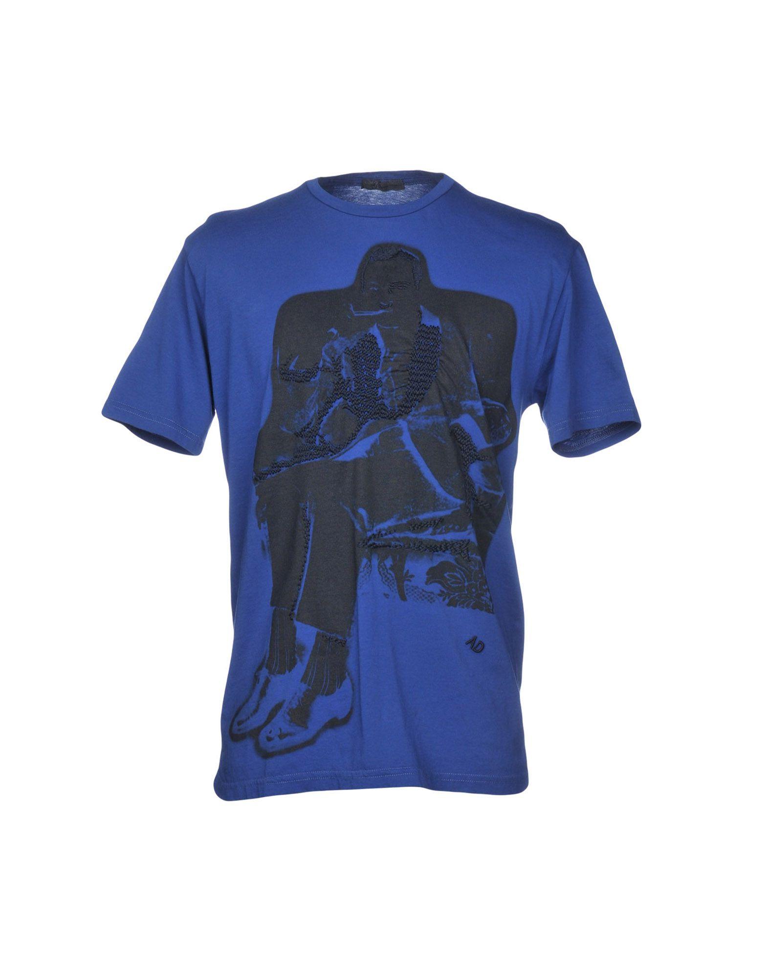 T-Shirt Dell'acqua Alessandro Dell'acqua T-Shirt Uomo - 12192831WA 7a93f1