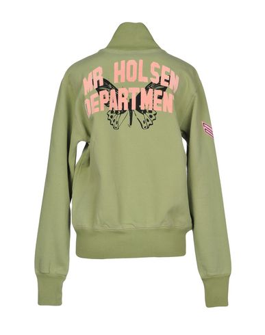 Holsen Sweat shirt Vert Vert Vert Holsen Holsen Sweat Holsen Sweat Sweat shirt shirt fAn1vPxqwE