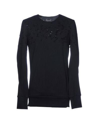 FAGASSENT Sweatshirt in Black