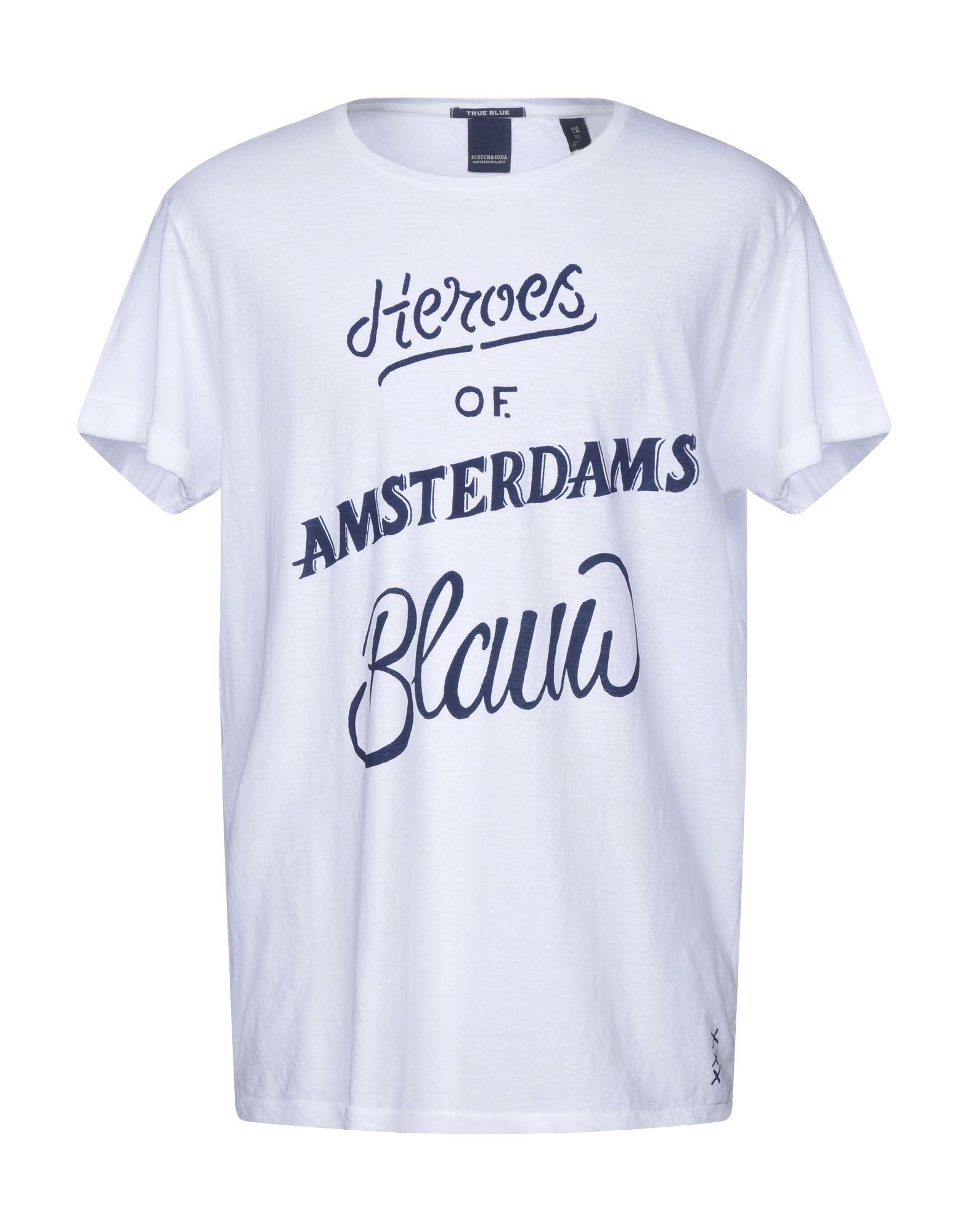 T-Shirt T-Shirt T-Shirt Scotch & Soda Uomo - 12193617IM fc80d2