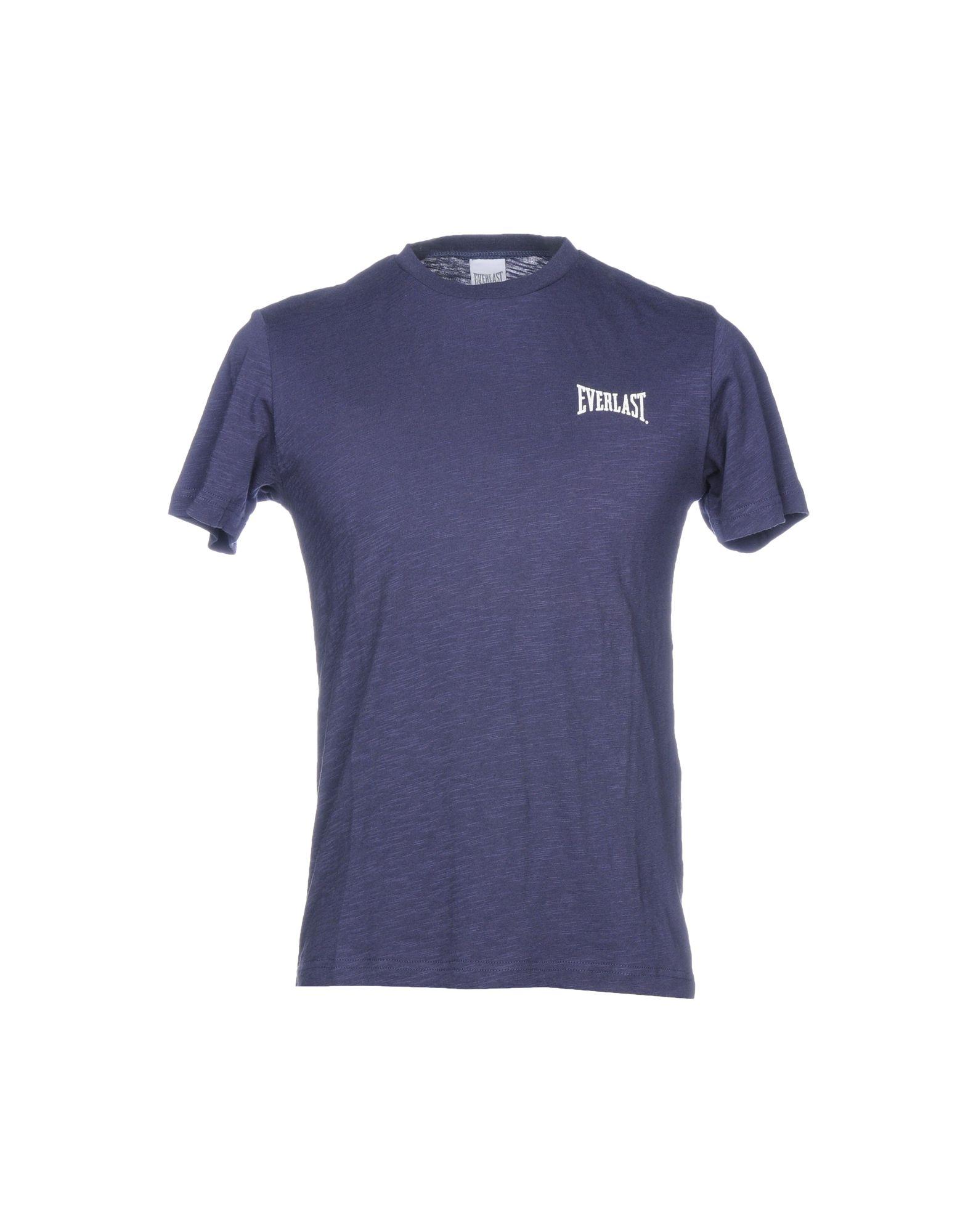 A buon T-Shirt mercato A buon mercato T-Shirt buon Everlast Uomo - 12194117QO 5c7a7f