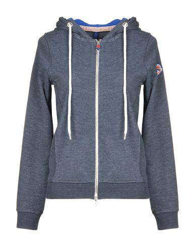 INVICTA Hooded Sweatshirt in Slate Blue