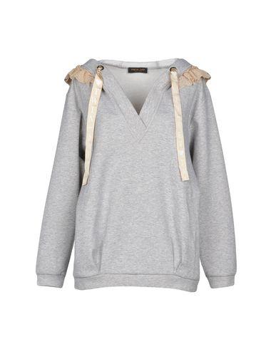 TWIN-SET Simona Barbieri - Hooded track jacket
