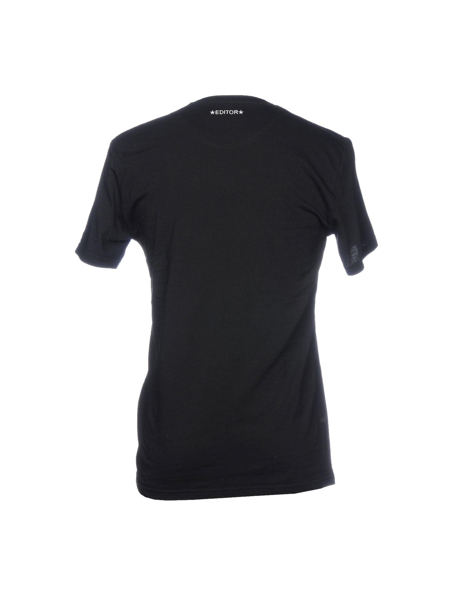 T-Shirt The Editor Uomo Uomo Uomo - 12195266BE 0c4445