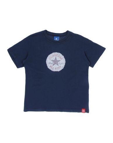 tee shirt converse garcon