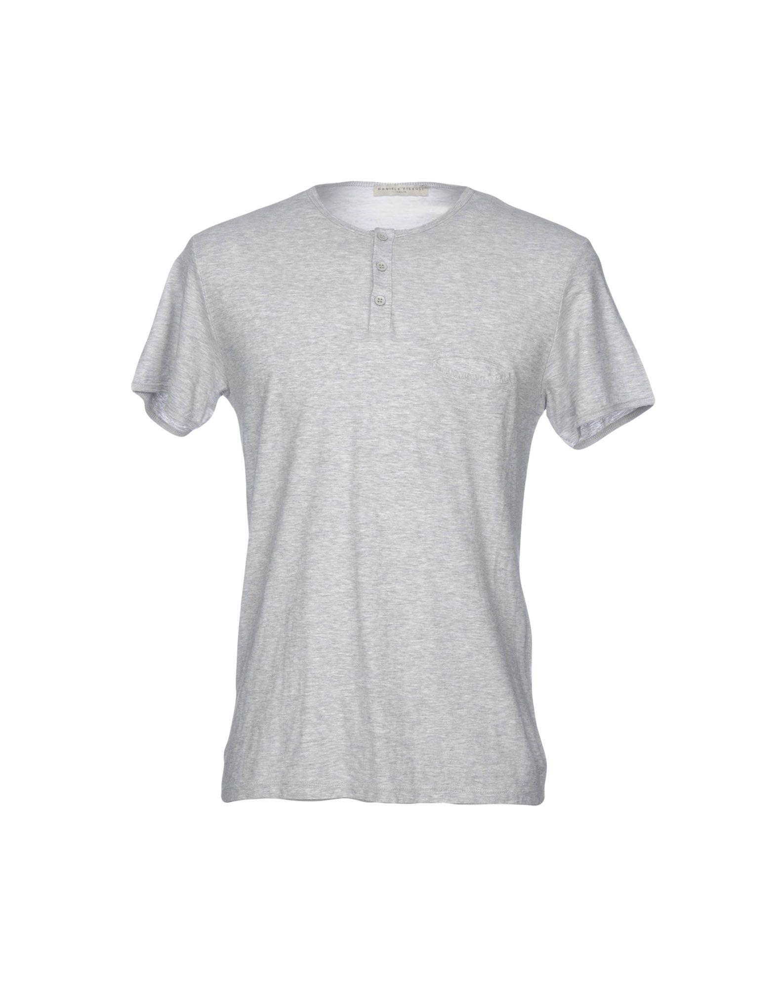 T-Shirt Daniele Fiesoli herren - 12196049CC