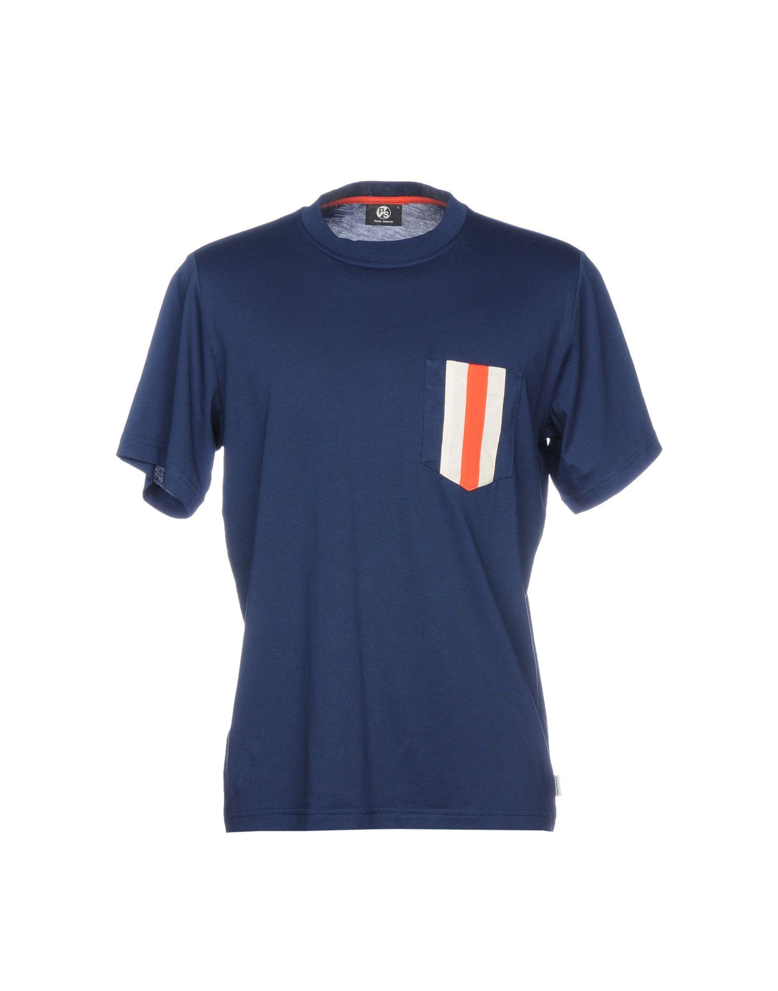 T-Shirt Ps By Paul Smith Uomo Uomo Smith - 12196051FD 2e9100