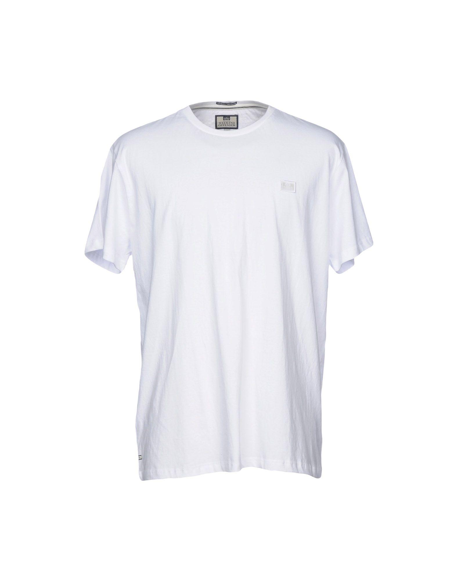 T-Shirt Weekend Weekend T-Shirt Offender Uomo - 12196133QL 255b3e