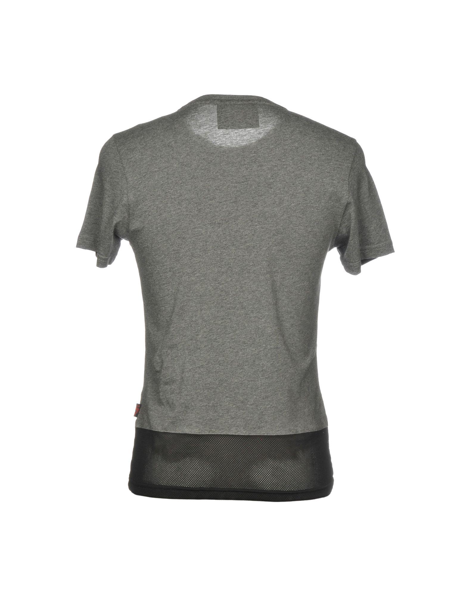T-Shirt Plein Sport Uomo - - Uomo 12197555IT 350d2d