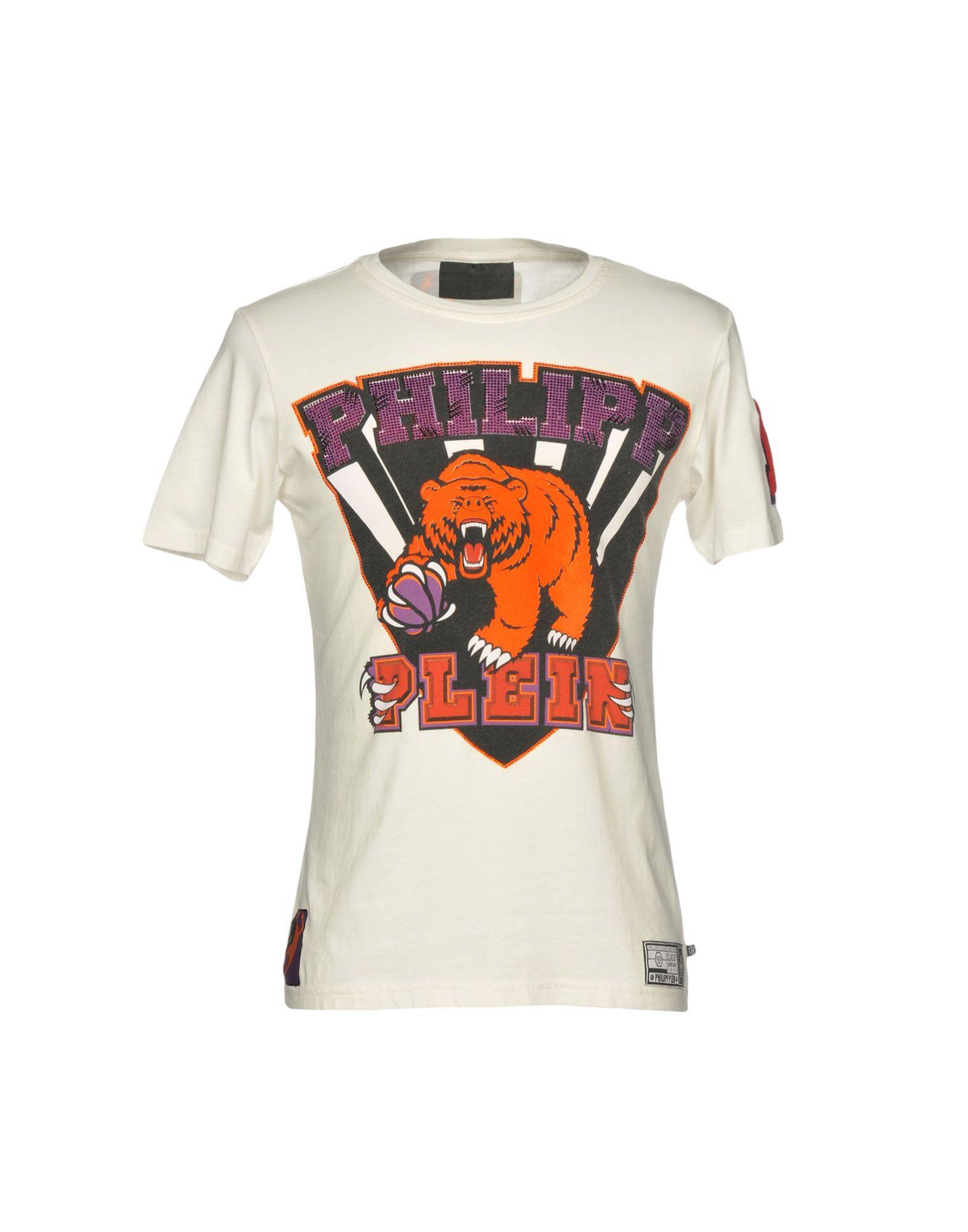 T-Shirt Philipp Plein Uomo Uomo Plein - 12197996MC 5edb4f