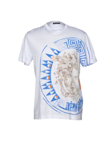 d1fd422ae Versace T-Shirt - Men Versace T-Shirts online on YOOX Romania ...
