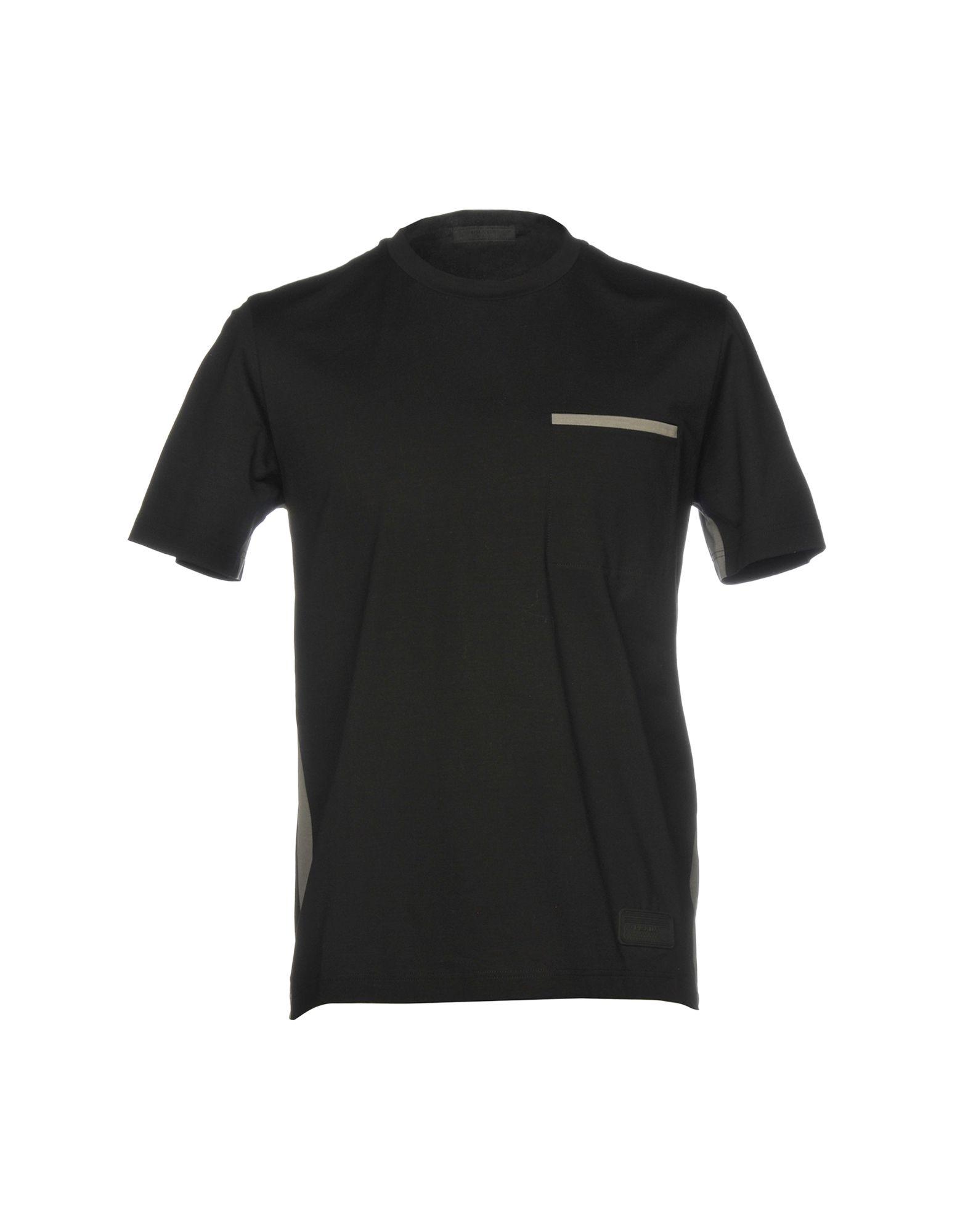 A buon mercato T-Shirt Prada Uomo - - Uomo 12198453OE bbba92
