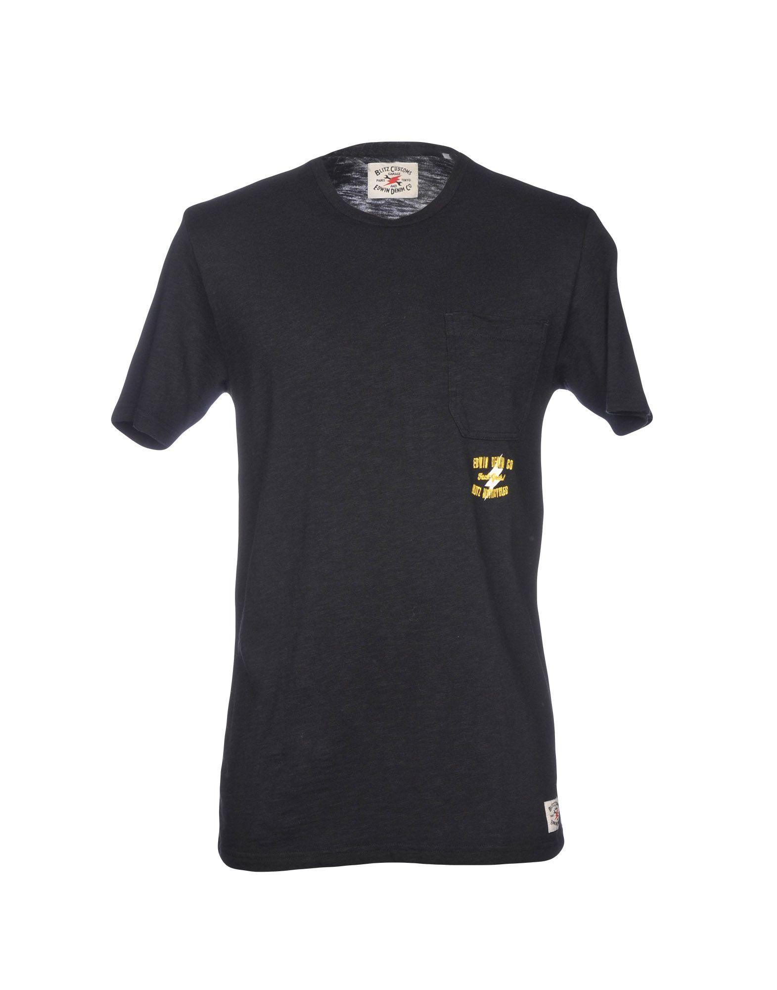 A buon Uomo mercato A buon mercato T-Shirt Edwin Uomo buon - 12198622SQ a654cd