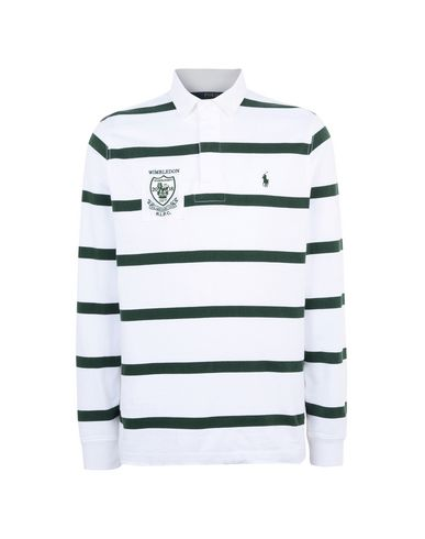 b4ff626e4837 Μπλουζάκι Polo Polo Ralph Lauren The Iconic Rugby Shirt - Άνδρας ...