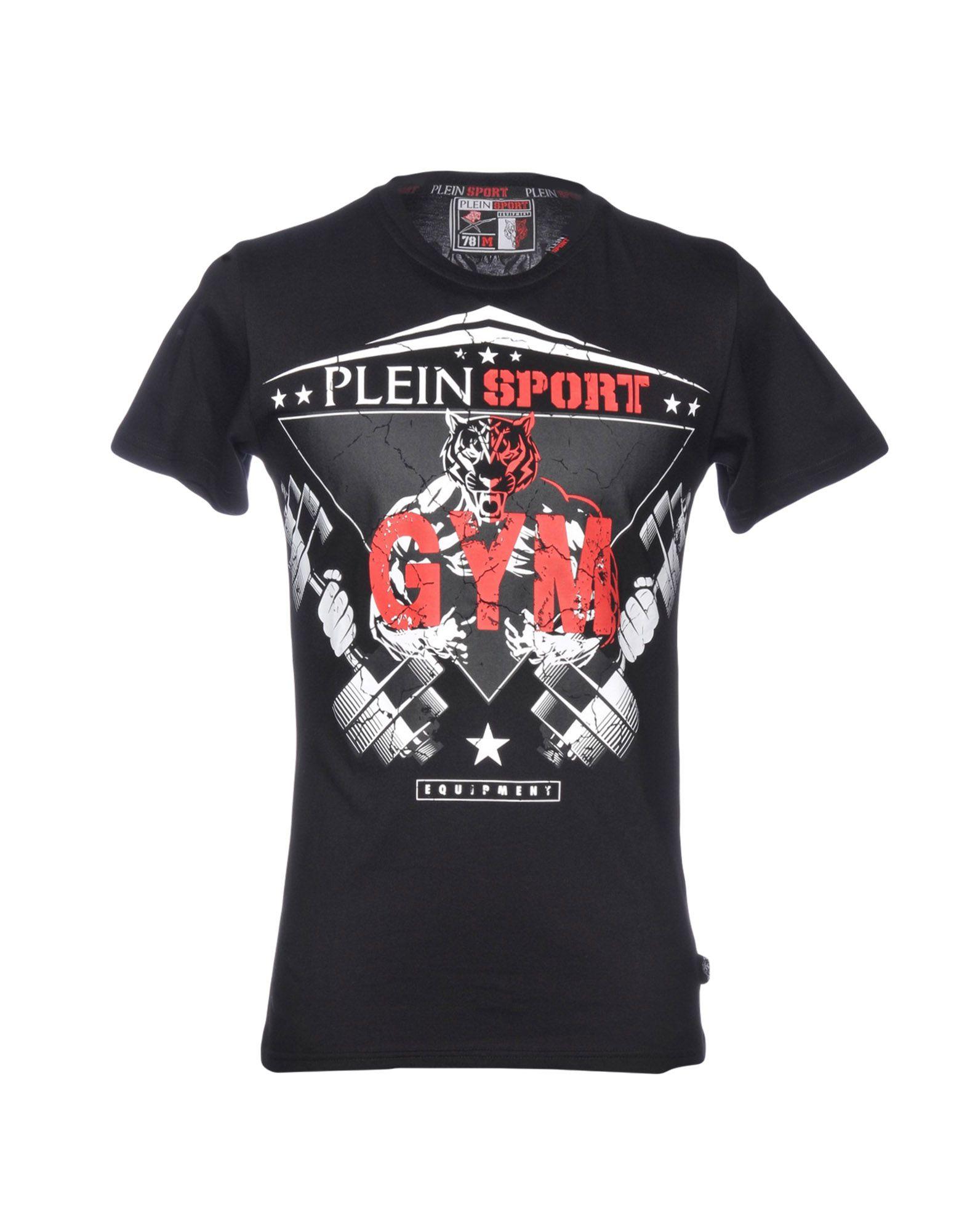 T-Shirt Plein Plein T-Shirt Sport Uomo - 12199416OR 1f6d9b