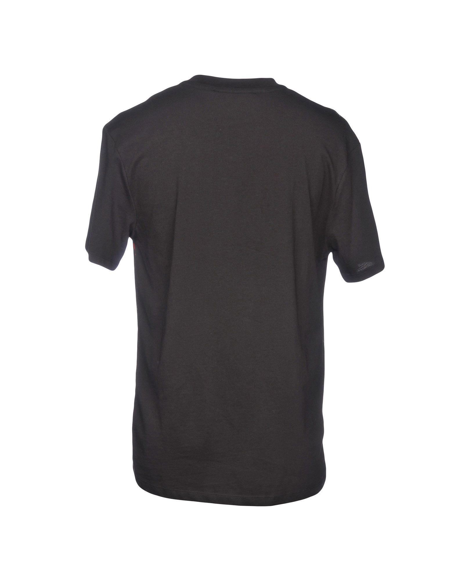 T-Shirt Mcq Alexander Mcqueen Uomo - 12199659BL 12199659BL 12199659BL fe615d