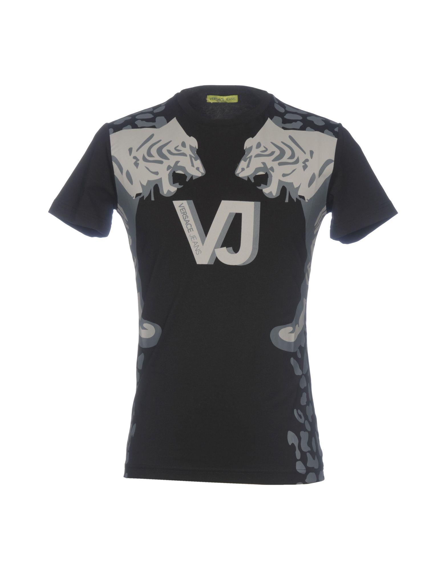 T-Shirt Versace Jeans Uomo - - Uomo 12201000JC bb02a3