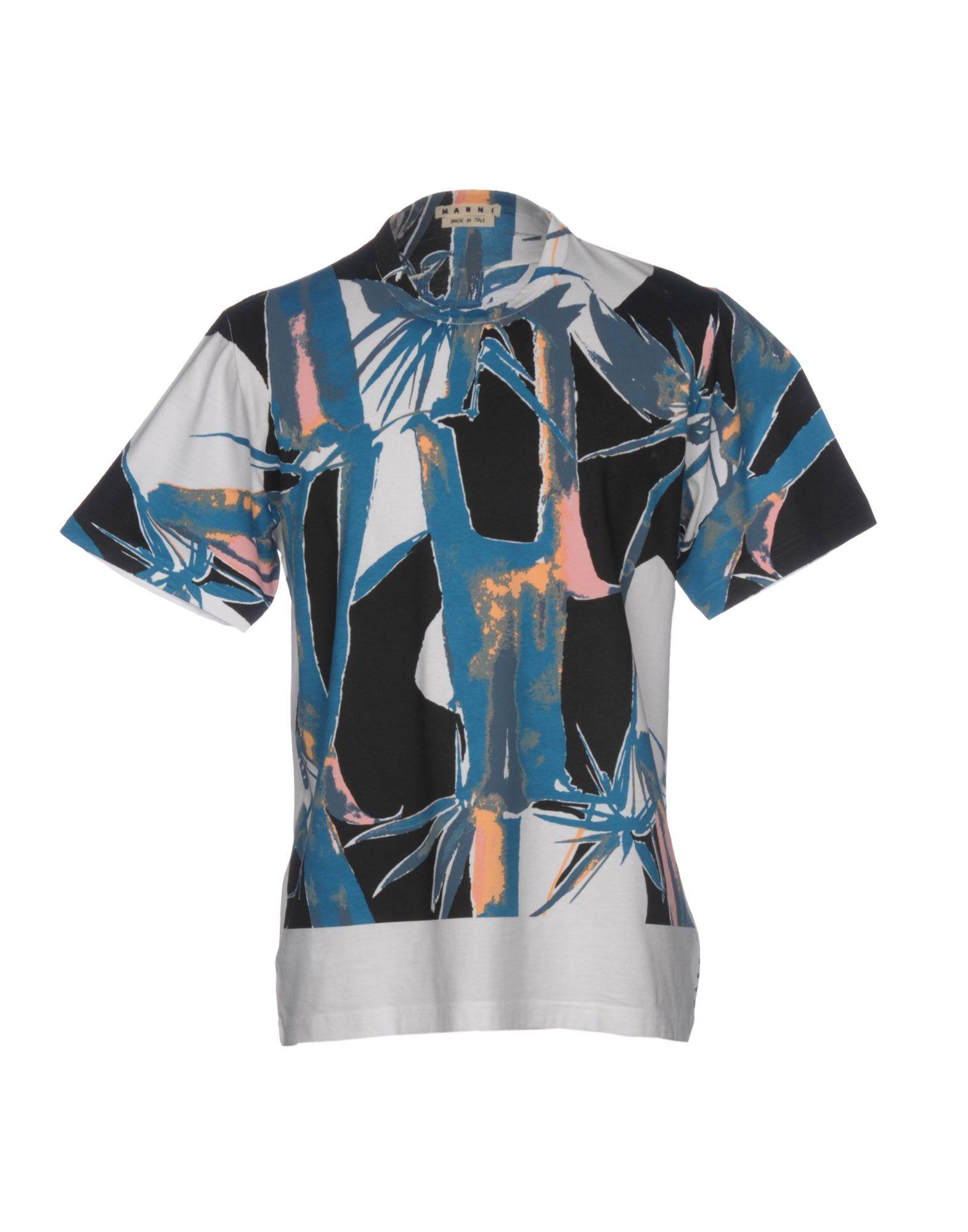 A buon mercato A A mercato buon mercato T-Shirt Marni Uomo - 12202441XP 4ba03a