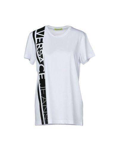 b52b96c0d5 VERSACE JEANS T-shirt - T-Shirts and Tops | YOOX.COM