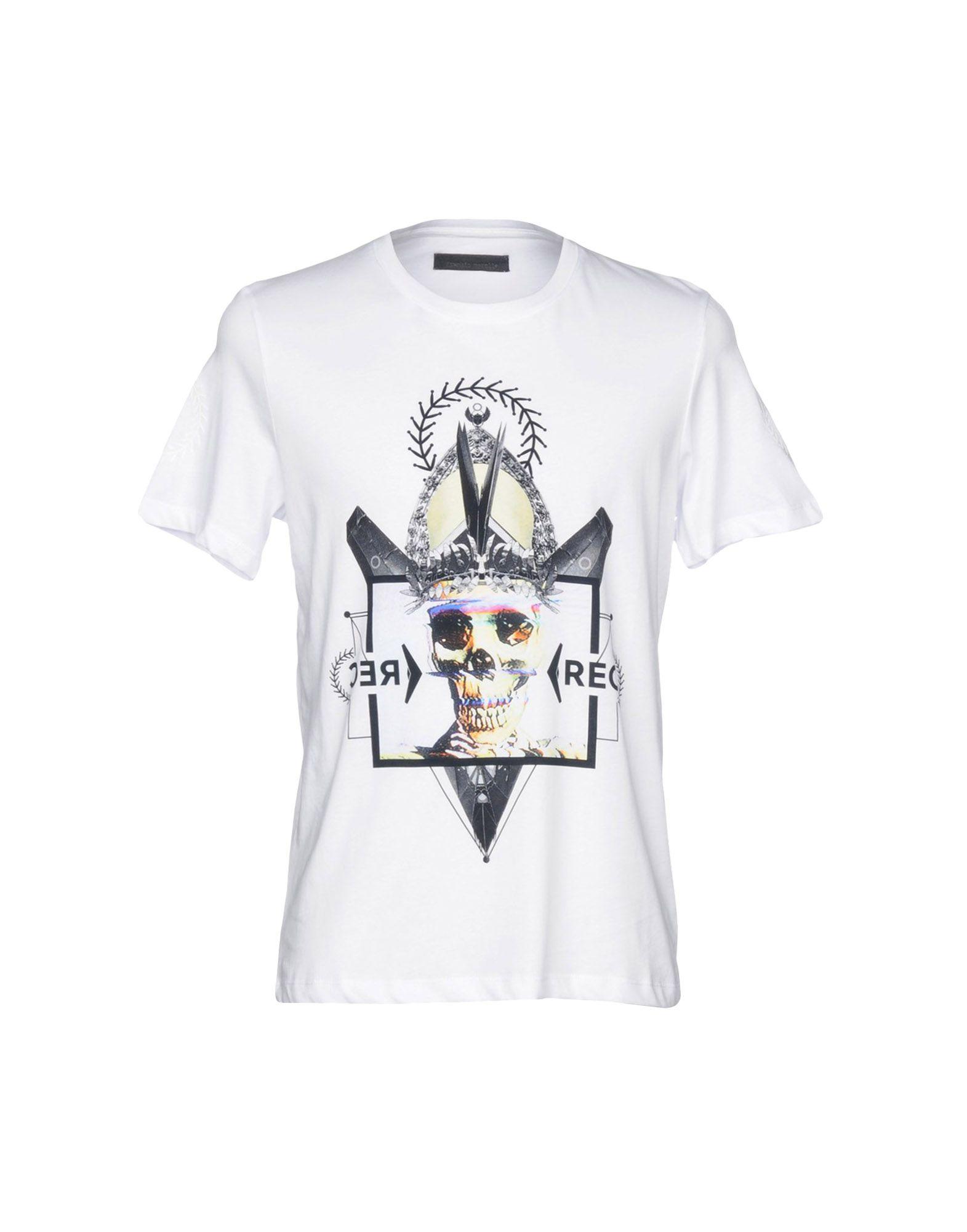 T-Shirt Frankie Morello uomo - 12203451FU 12203451FU 12203451FU da4
