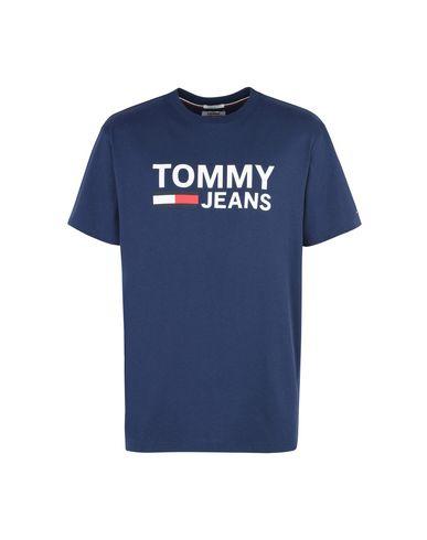 4d9bb9ba Tommy Jeans Tjm Tommy Classics L - T-Shirt - Men Tommy Jeans T ...