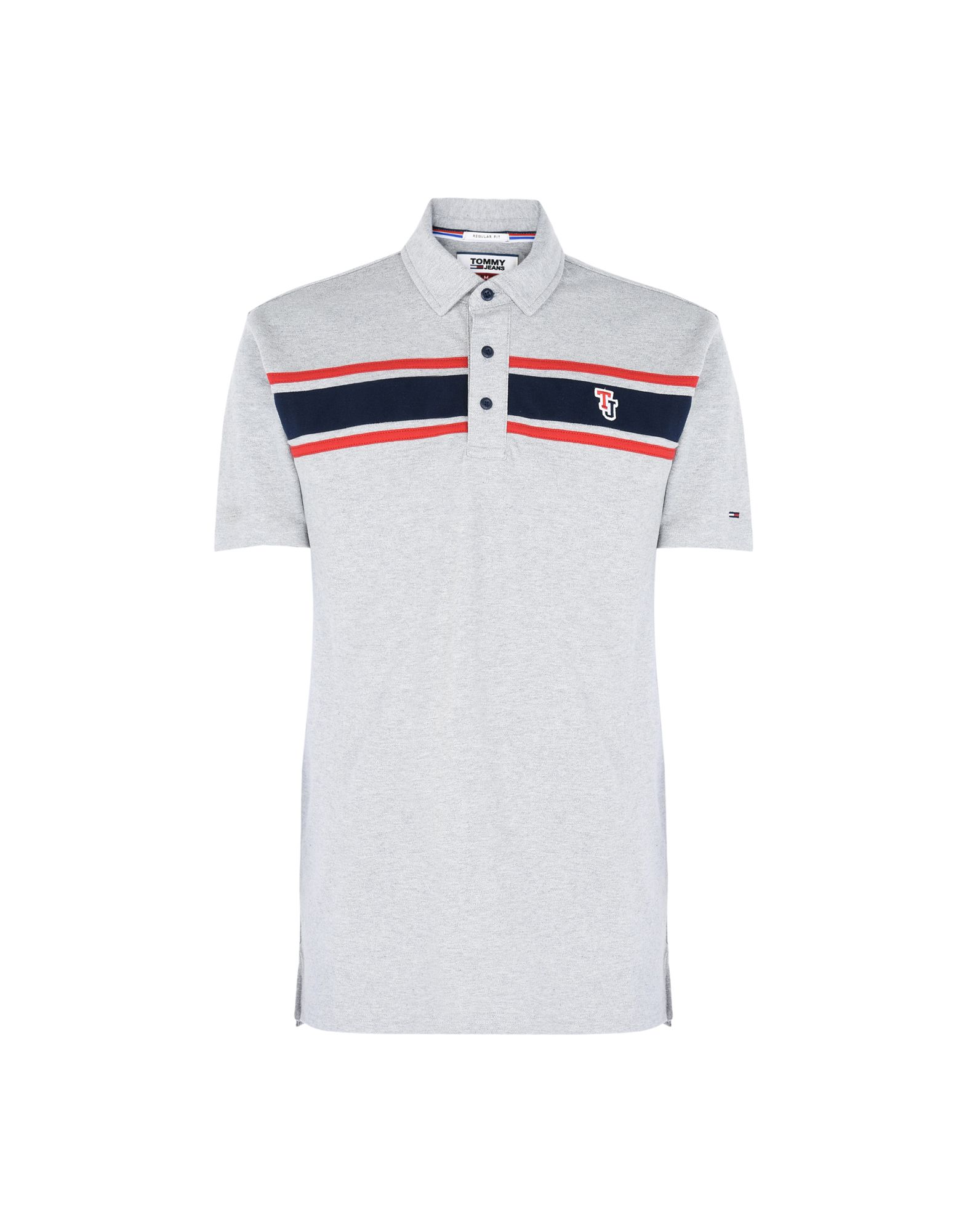 Mens TJM Retro Stripe Polo Shirt Tommy Jeans Extremely Discount Find Great Cheap Marketable rMVyG