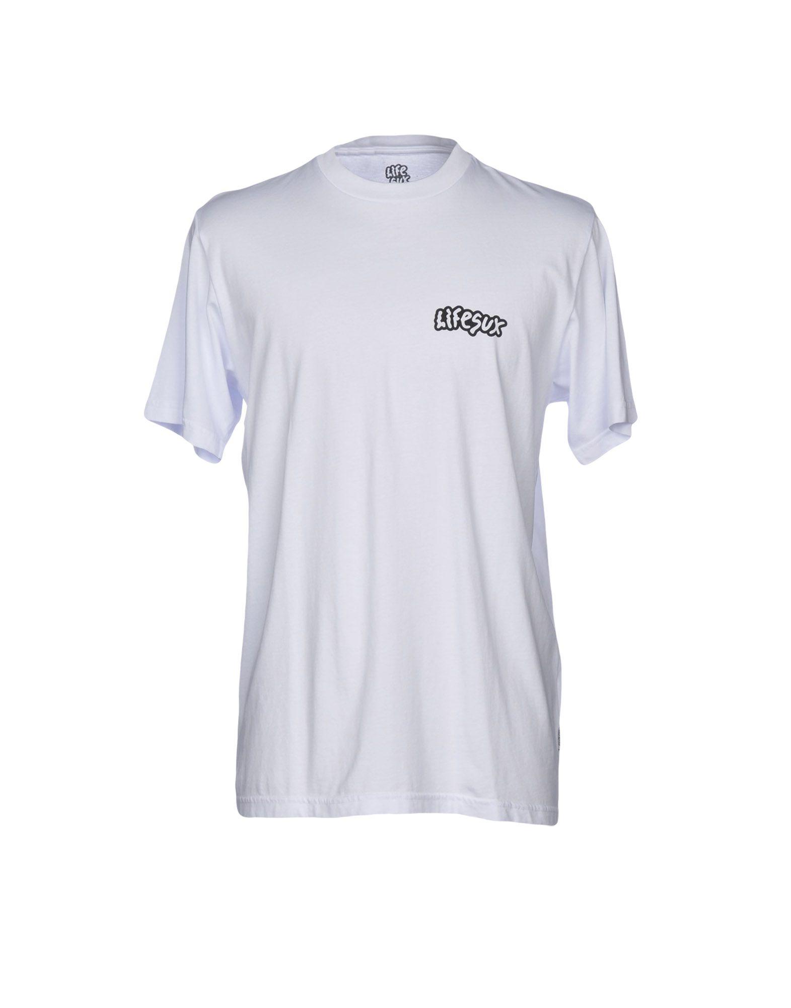 T-Shirt Life Sux uomo - 12204790C    670