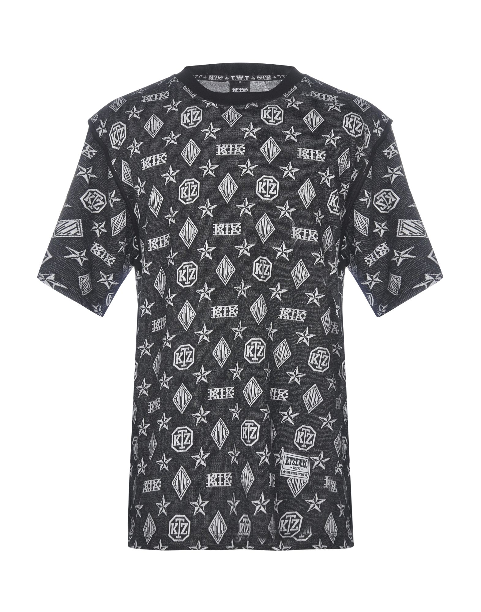 T-Shirt Ktz uomo - 12205119KL 12205119KL 12205119KL 2da