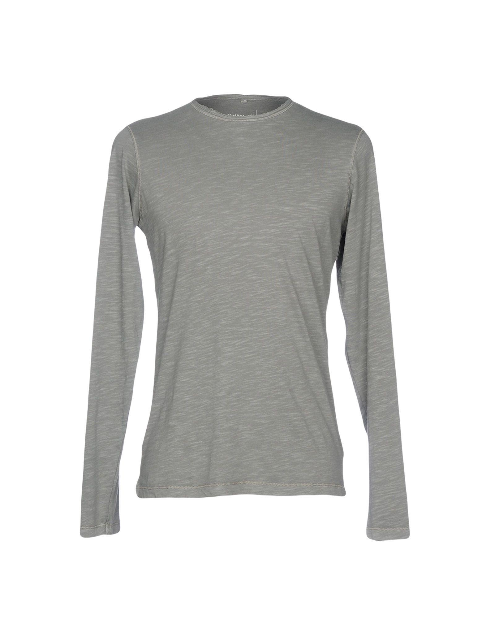 A buon mercato T-Shirt Qu4ttro Uomo - - Uomo 12205266CW e04408