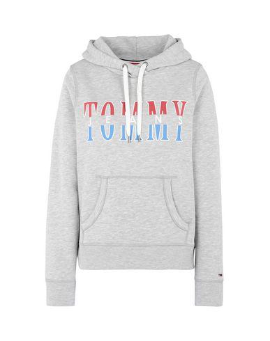 099a67f81421 Tommy Jeans Tjw Clean Logo Hoodi - Hooded Sweatshirt - Women Tommy ...