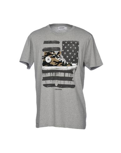 complimentary shipping On Clearance big selection of 2019 CONVERSE T-shirt - T-Shirts and Tops   YOOX.COM