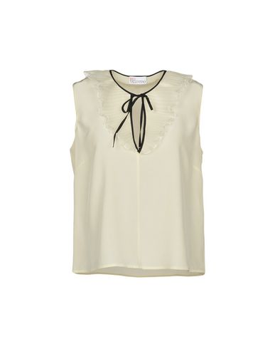 Red Valentino Silk Top   T Shirts And Tops by Red Valentino