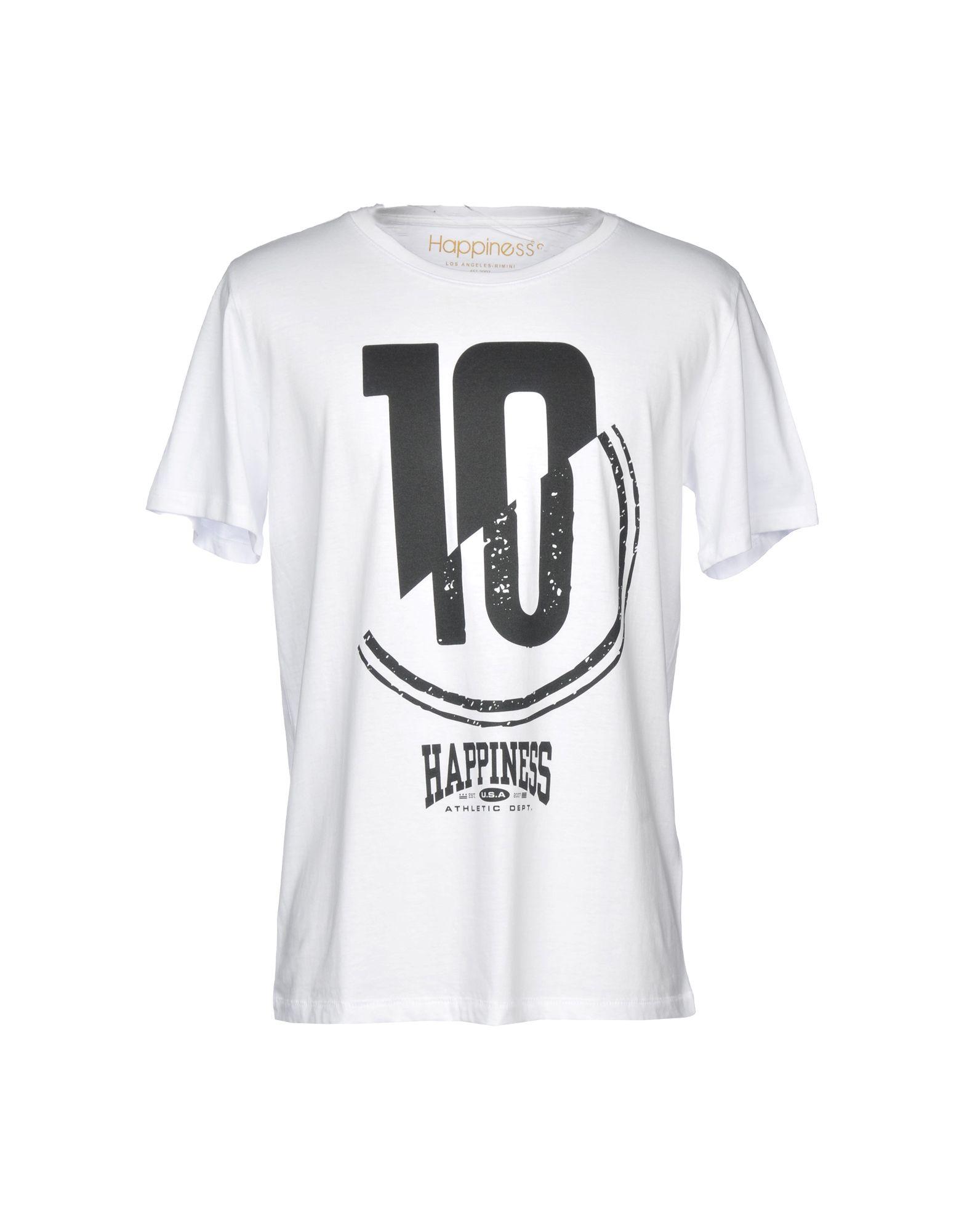 A buon mercato A buon mercato T-Shirt 12206296IO Happiness Uomo - 12206296IO T-Shirt 6fef2a