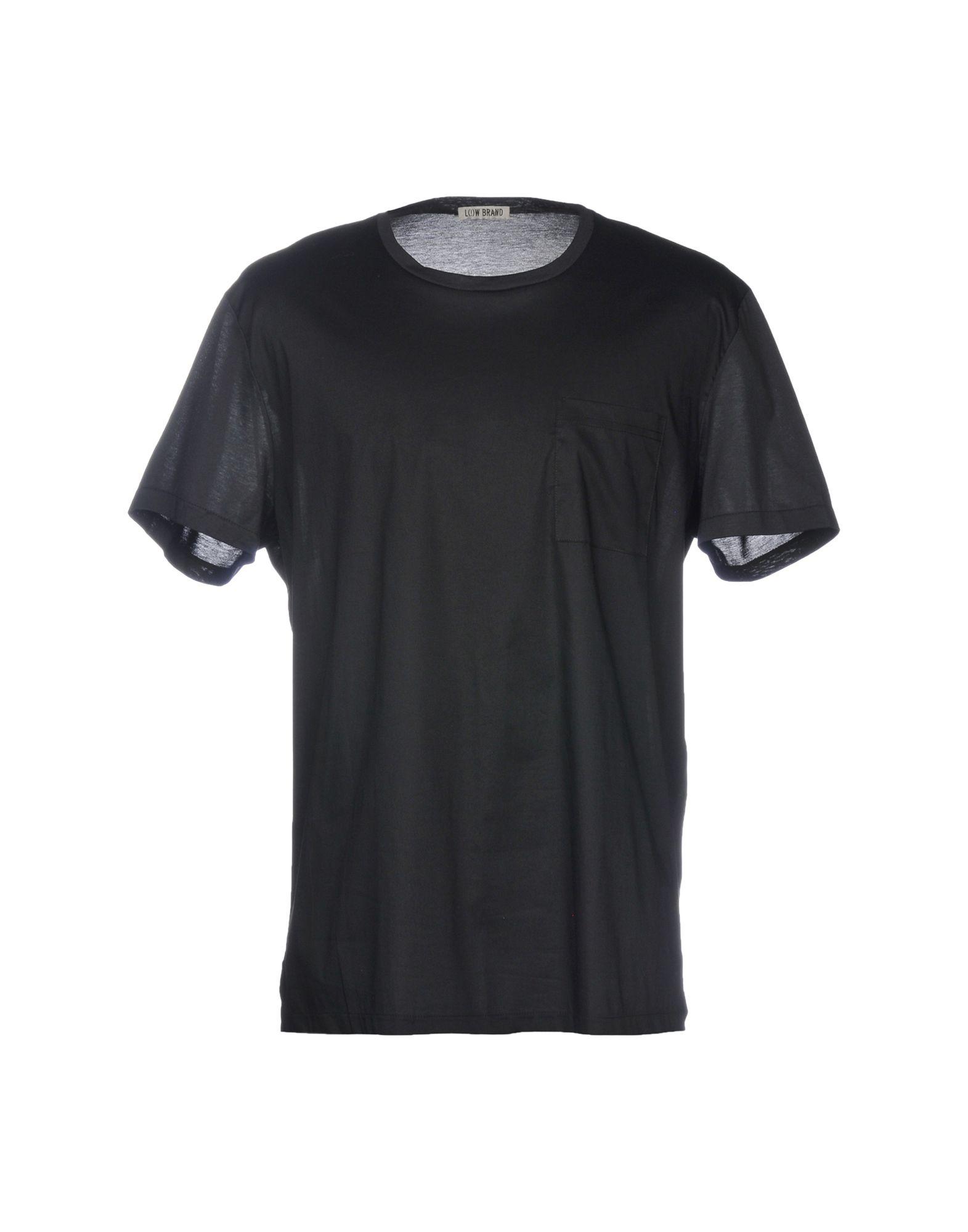 T-Shirt Brand Low Brand T-Shirt Uomo - 12206809BO 834129
