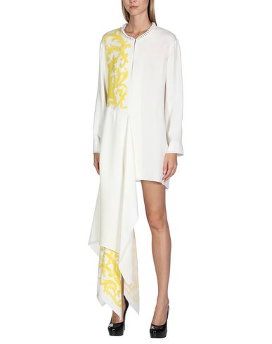 ISSA Tunic And Kaftan in White