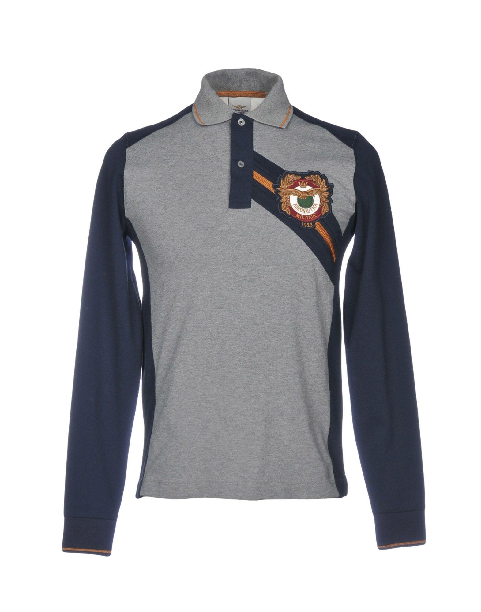 8b052827492a Aeronautica Militare Polo Shirt - Men Aeronautica Militare Polo ...