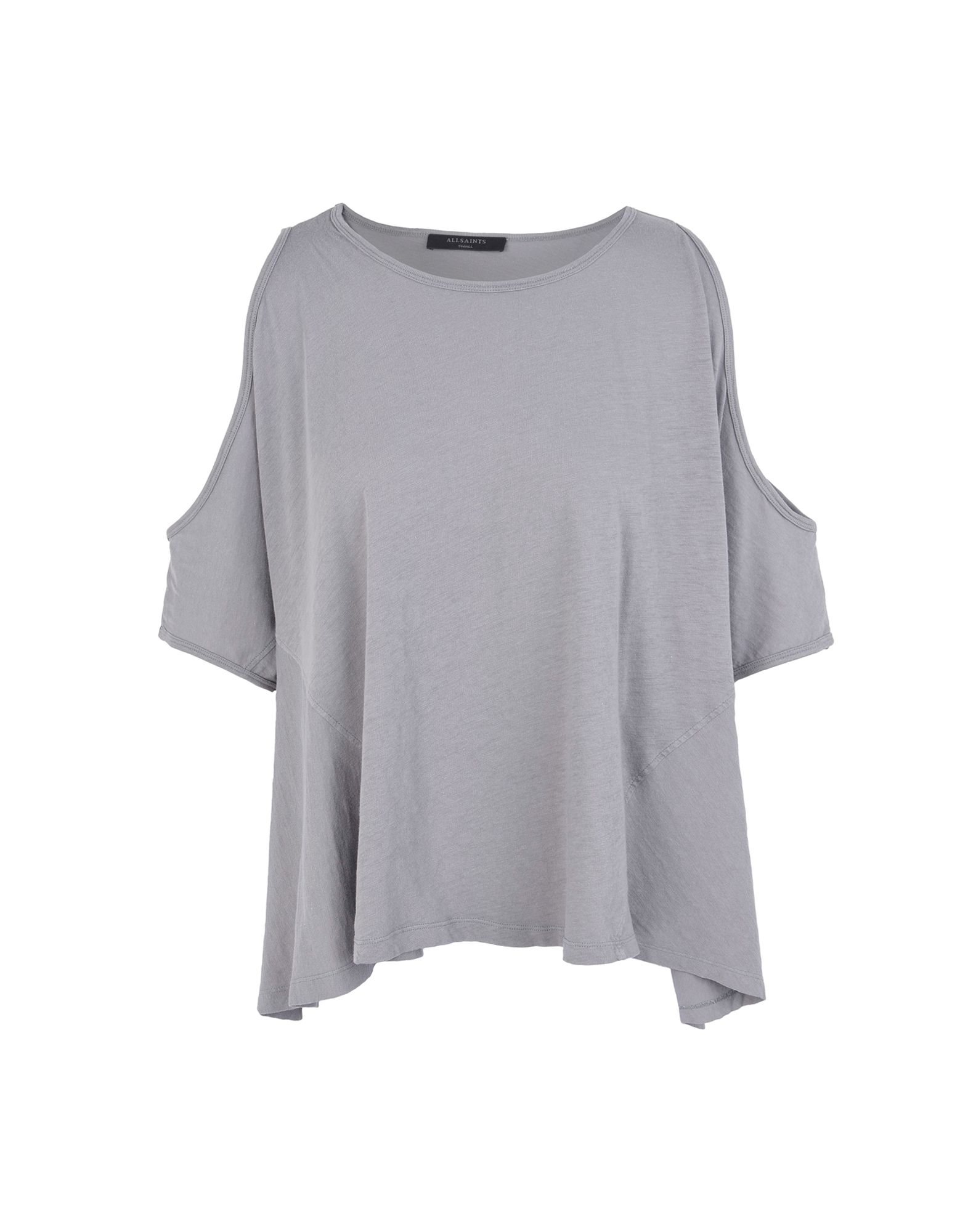9b5915fbeab0b Allsaints Ella Fifi Tee - T-Shirt - Women Allsaints T-Shirts online on YOOX  Romania - 12208089JO