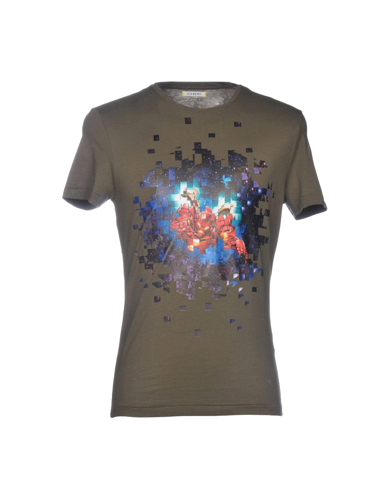 A buon mercato A buon mercato T-Shirt Iceberg Uomo - - - 12208438HJ 9b483c
