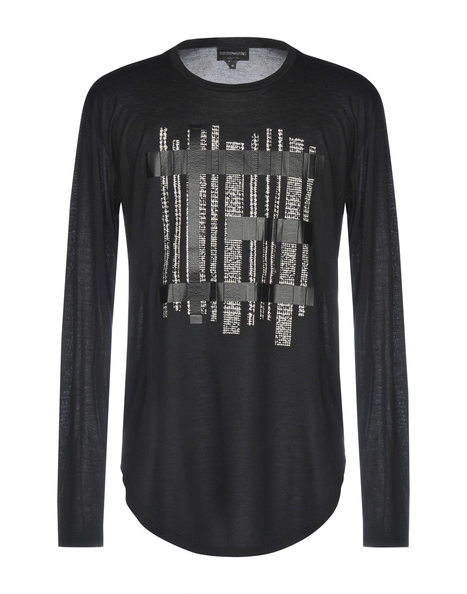 T-Shirt Emporio Armani Uomo 12209339FG - 12209339FG Uomo fad2f1