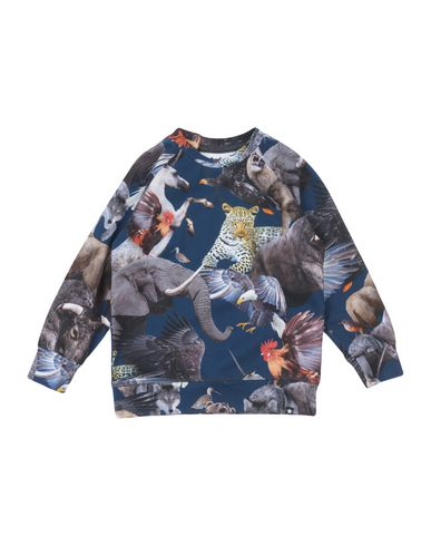 MOLO Sweatshirt in Dark Blue