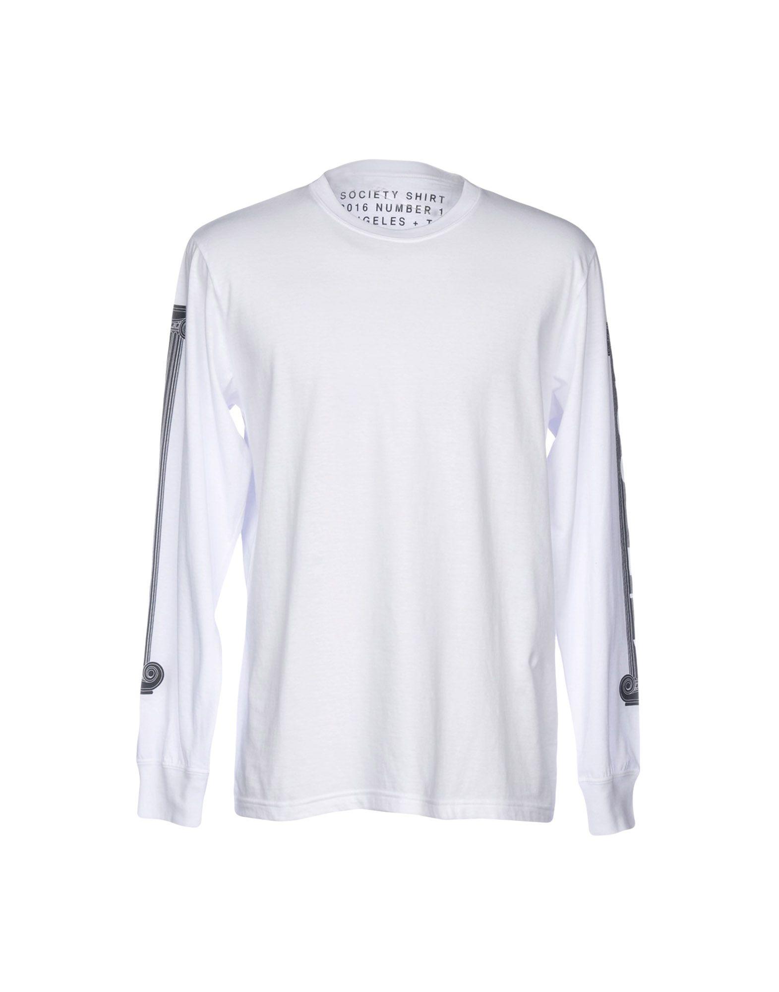 A buon mercato mercato A buon mercato mercato T-Shirt Society Uomo - 12210655WT 19bdd2