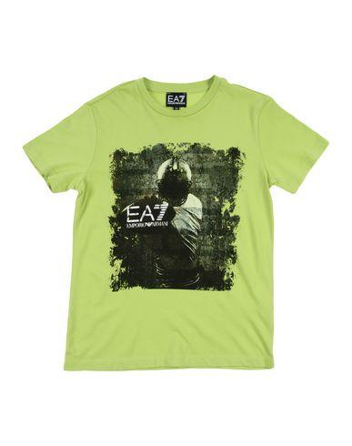 9e9d516e53e Ea7 T-Shirt Boy 9-16 years online on YOOX United Kingdom