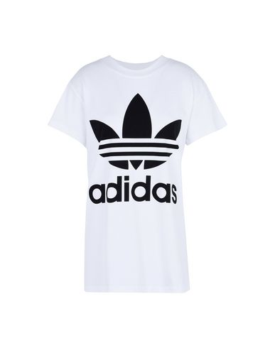dee99bdbbc266 Adidas Originals Big Trefoil Tee - Sports Bras And Performance Tops ...