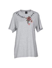 18c58fd69a0bb T-Shirt Pinko Donna Collezione Primavera-Estate e Autunno-Inverno ...