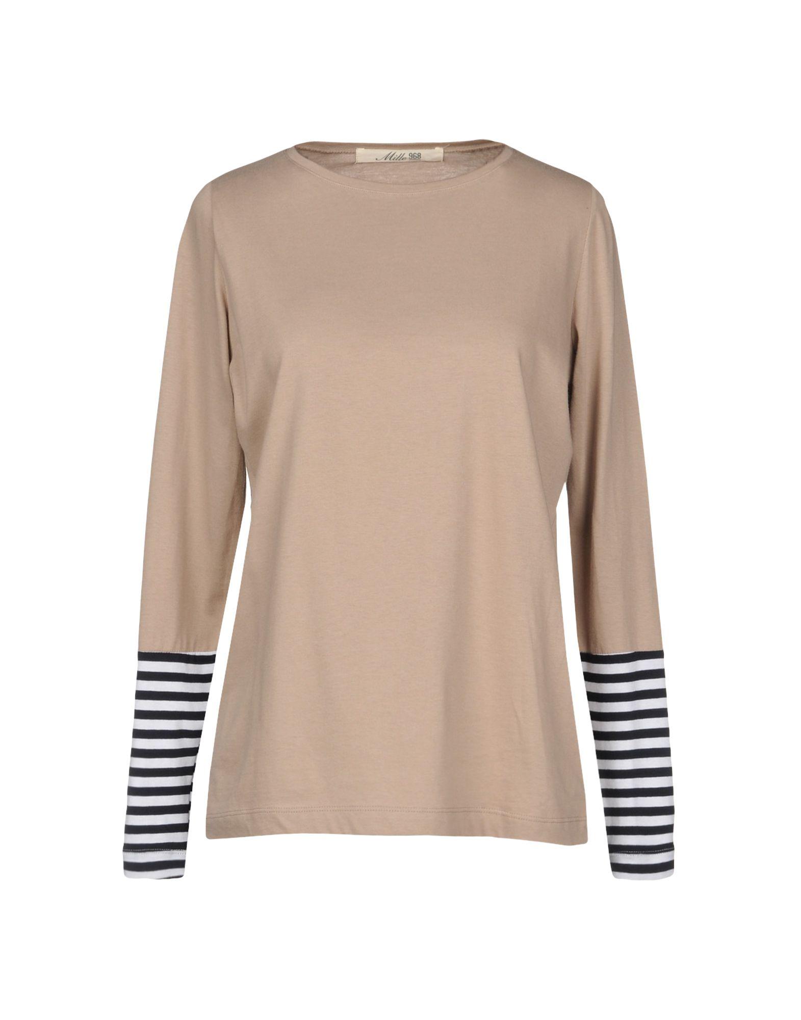 T-Shirt Mille 968 donna donna donna - 12212822VJ 41d