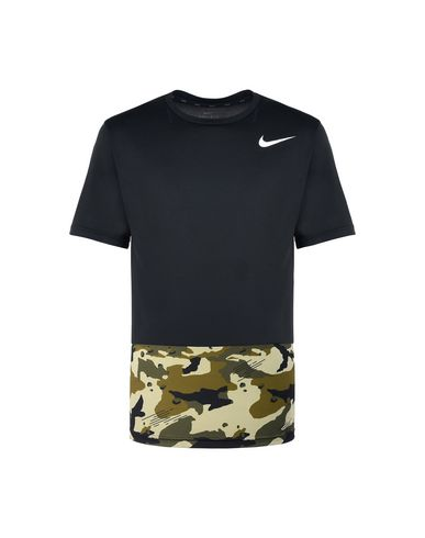 Nike T Short De Homme Shirt Sleeves Breathe Top Sport Camo FFx6Ow7vq