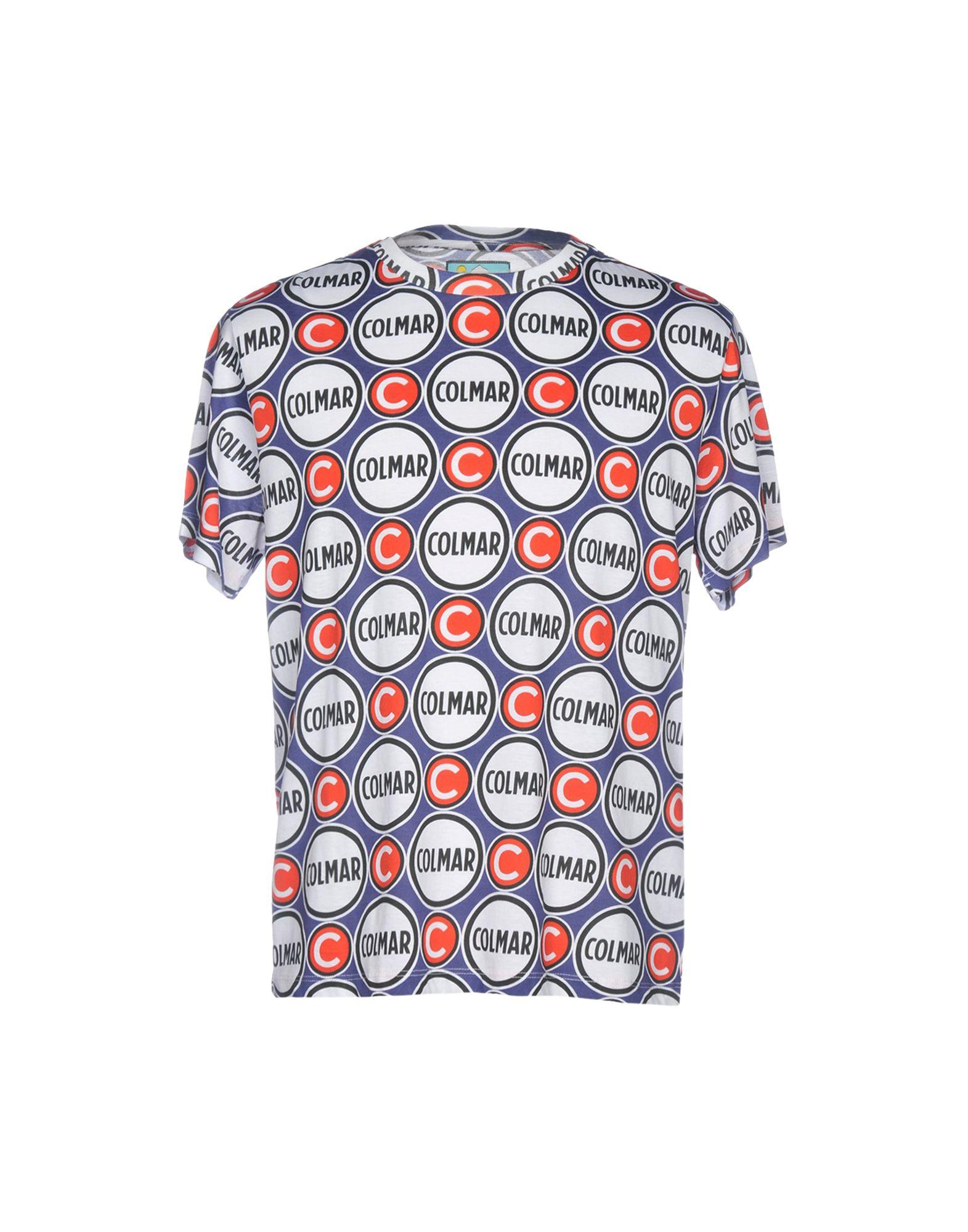 T-Shirt Colmar uomo - 12213304PG 12213304PG  Großhandelpreise