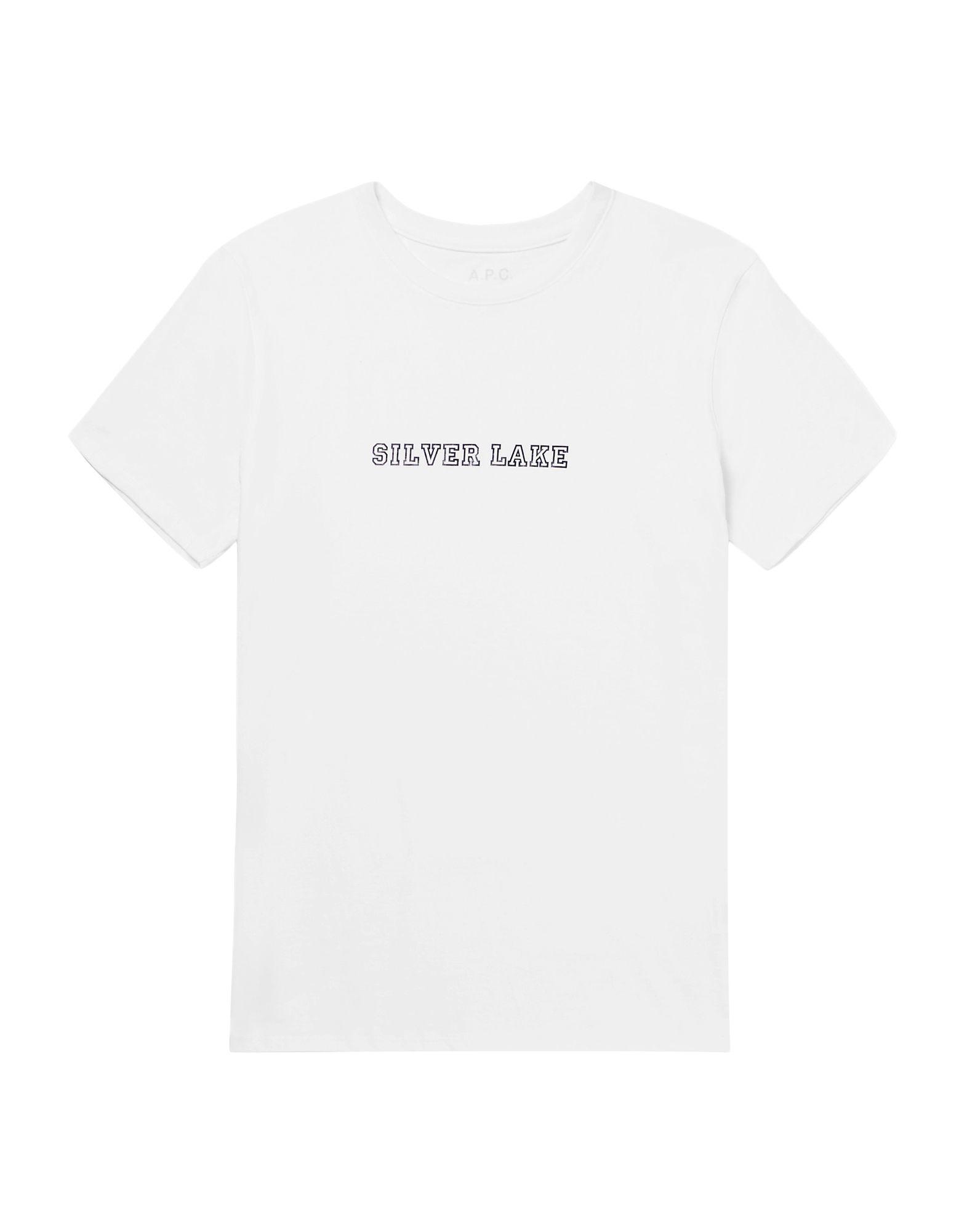 T-Shirt T-Shirt A.P.C. uomo - 12214311CQ