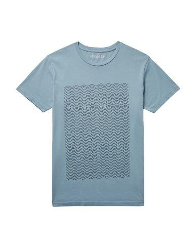 MOLLUSK T-Shirt in Sky Blue
